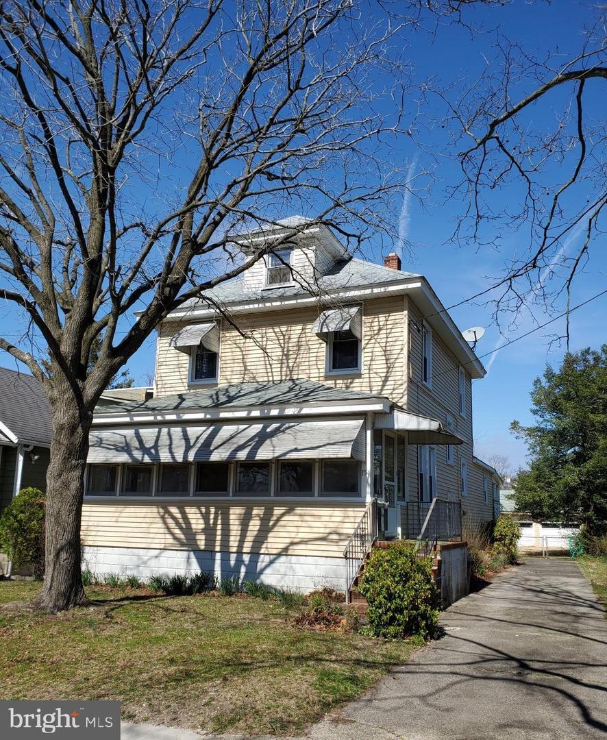 Single Family Homes için Satış at 154 WELLINGTON Avenue Pleasantville, New Jersey 08232 Amerika Birleşik Devletleri