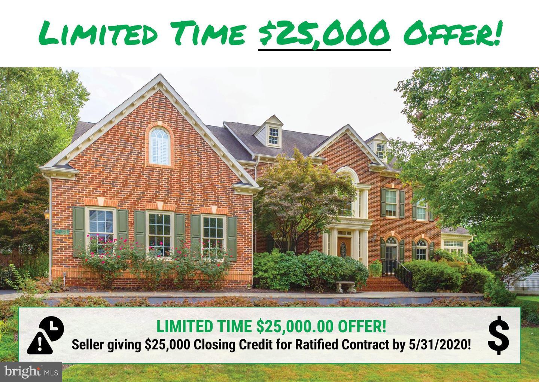 Single Family Homes 為 出售 在 Herndon, 弗吉尼亞州 20170 美國