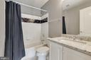 Updated Hall Bath 2020 - 21946 HYDE PARK DR, ASHBURN