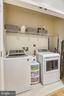 Laundry Room on Bedroom Level - 1308 RIBBON LIMESTONE TER SE, LEESBURG