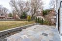 FLAGSTONE PATIO WITH SEAT WALL - 4101 N RICHMOND ST, ARLINGTON