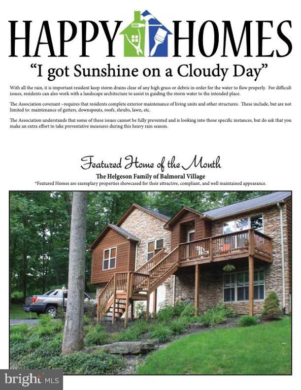 House of the month in Lake Magazine! - 6765 BALMORAL RDG, NEW MARKET
