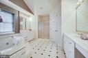 Master Bath - 13451 GRAY VALLEY CT, CENTREVILLE