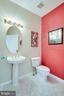 half bath on main floor - 13451 GRAY VALLEY CT, CENTREVILLE