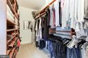 Custom Master Closet Organizers - 43475 SQUIRREL RIDGE PL, LEESBURG
