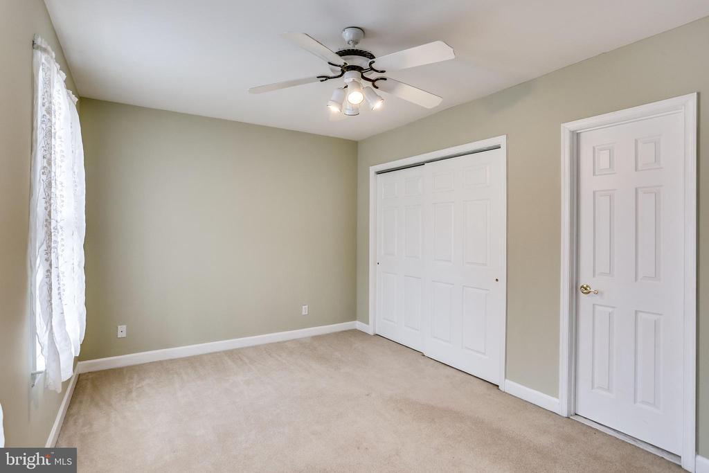 UPPER FRONT BEDROOM WINDOWS, CLOSETS  BATH DOORS - 7365 BEECHWOOD DR, SPRINGFIELD