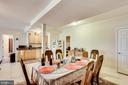 ONE OF TWO IN-LAW SUITES WITH SEPARATE DINING - 7365 BEECHWOOD DR, SPRINGFIELD