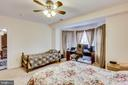 IN-LAW OR AU-PAIR BEDROOM WITH EXTRA SLEEP SPACE - 7365 BEECHWOOD DR, SPRINGFIELD
