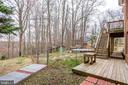 VIEW OF PATIO FROM TWO SEPARATE IN-LAW SUITES - 7365 BEECHWOOD DR, SPRINGFIELD
