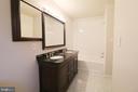 Master Bath - 5717 KOLB ST, FAIRMOUNT HEIGHTS