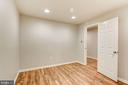 Lower lvl room.  can be used as office,  fitness - 43329 MARY RITA TER, ASHBURN
