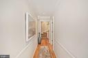 Entry Foyer - 3747 KANAWHA ST NW, WASHINGTON