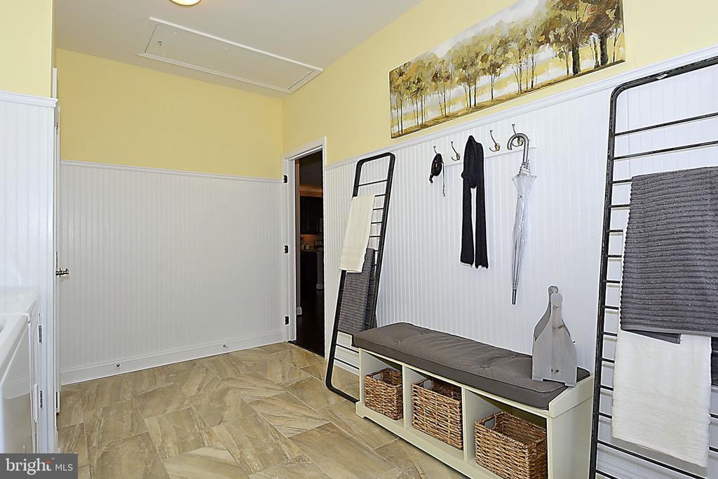 Laundry Room - 18530 TRAXELL WAY, GAITHERSBURG
