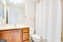 Private bath - 7911 MADISON PLANTATION WAY, FREDERICKSBURG