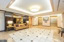 Spacious lobby - 1401 17TH ST NW #604, WASHINGTON