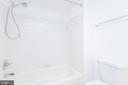 Master bathroom + NEW toilet - 1401 17TH ST NW #604, WASHINGTON