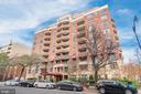 Exterior Building - 1401 17TH ST NW #604, WASHINGTON