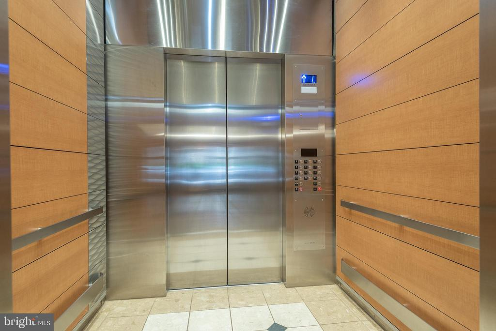 Newly renovated elevators - 1401 17TH ST NW #604, WASHINGTON