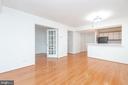 Beautiful sunlit open concept condo - 1401 17TH ST NW #604, WASHINGTON
