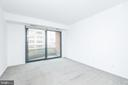 Master bedroom carpeted for comfort - 1401 17TH ST NW #604, WASHINGTON