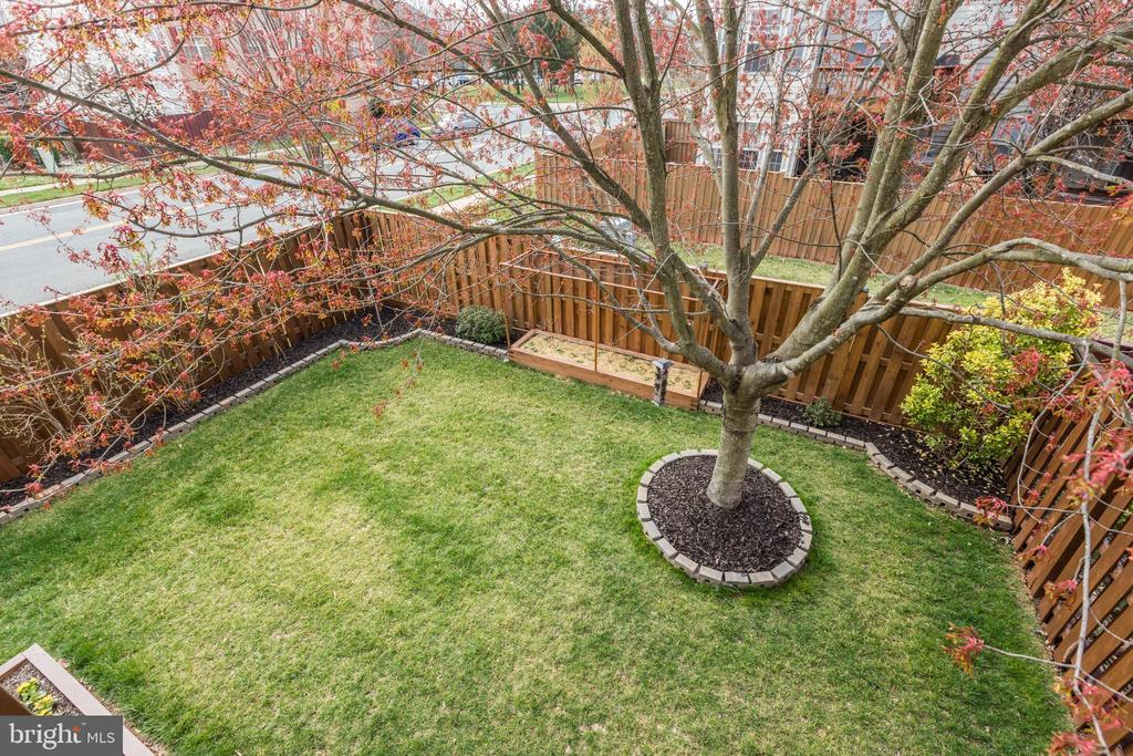 Beautifully Maintained Backyard! - 45827 COLONNADE TER, STERLING