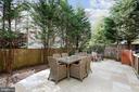 Backyard Side Patio - 7731 OLDCHESTER RD, BETHESDA