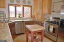 Kitchen - 1318 LOCUST GROVE CHURCH RD, ORANGE