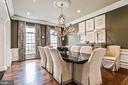 Custom Designer Draperies convey - 2555 VALE RIDGE CT, OAKTON