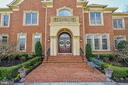 Quality All Brick Construction - 2555 VALE RIDGE CT, OAKTON