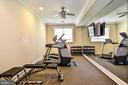 LL Exercise Room - 2555 VALE RIDGE CT, OAKTON