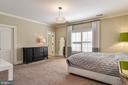 Upper Level Bedroom Suite (2) - 2555 VALE RIDGE CT, OAKTON