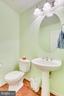 First Floor Powder Room - 509 RUBENS CIR, MARTINSBURG
