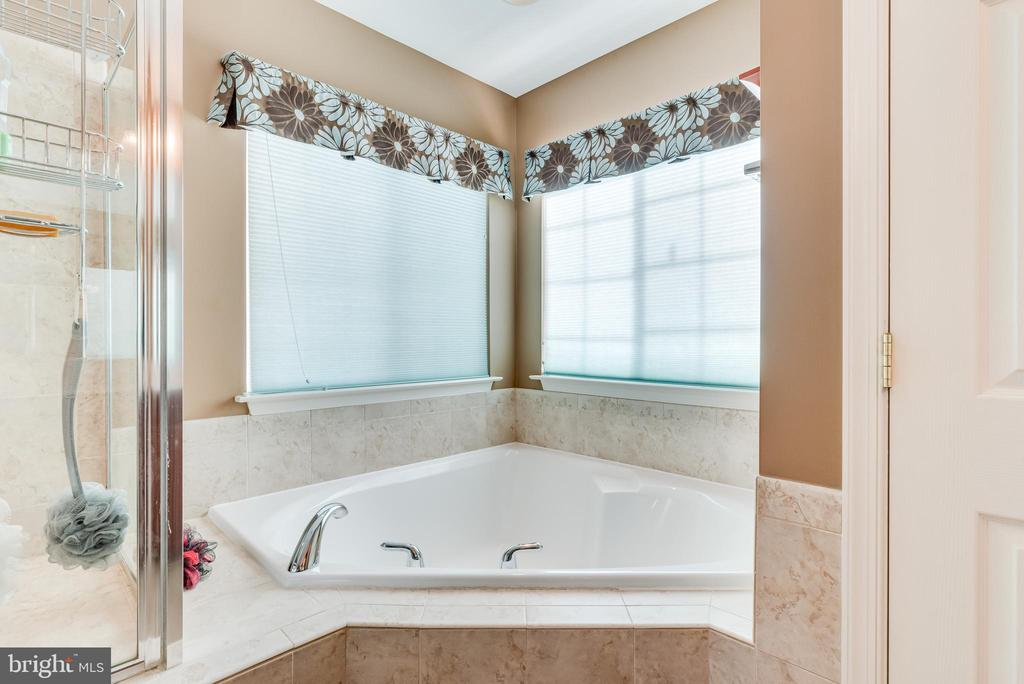 Master Bathroom Soaking Tub - 509 RUBENS CIR, MARTINSBURG