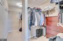 Master Bedroom Walk in Closet - 509 RUBENS CIR, MARTINSBURG