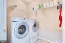 Laundry on Upstairs Floor - 509 RUBENS CIR, MARTINSBURG