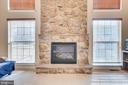 Great Room Fireplace - 509 RUBENS CIR, MARTINSBURG