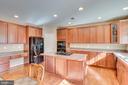 Kitchen - 509 RUBENS CIR, MARTINSBURG