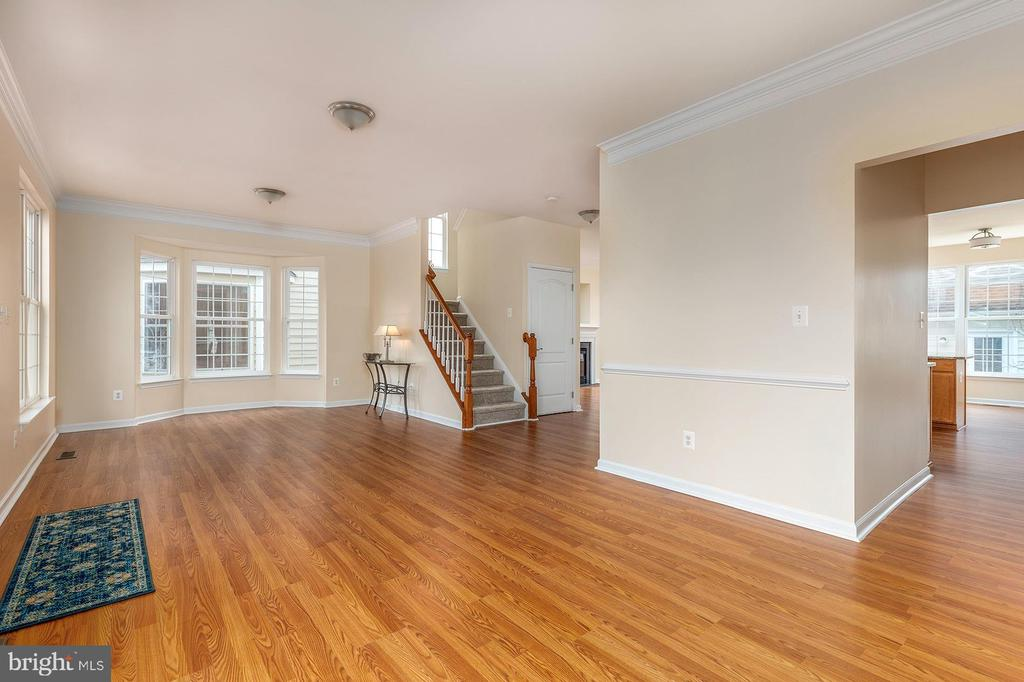 Great Room showing Open Plan Living - 42571 PELICAN DR, CHANTILLY