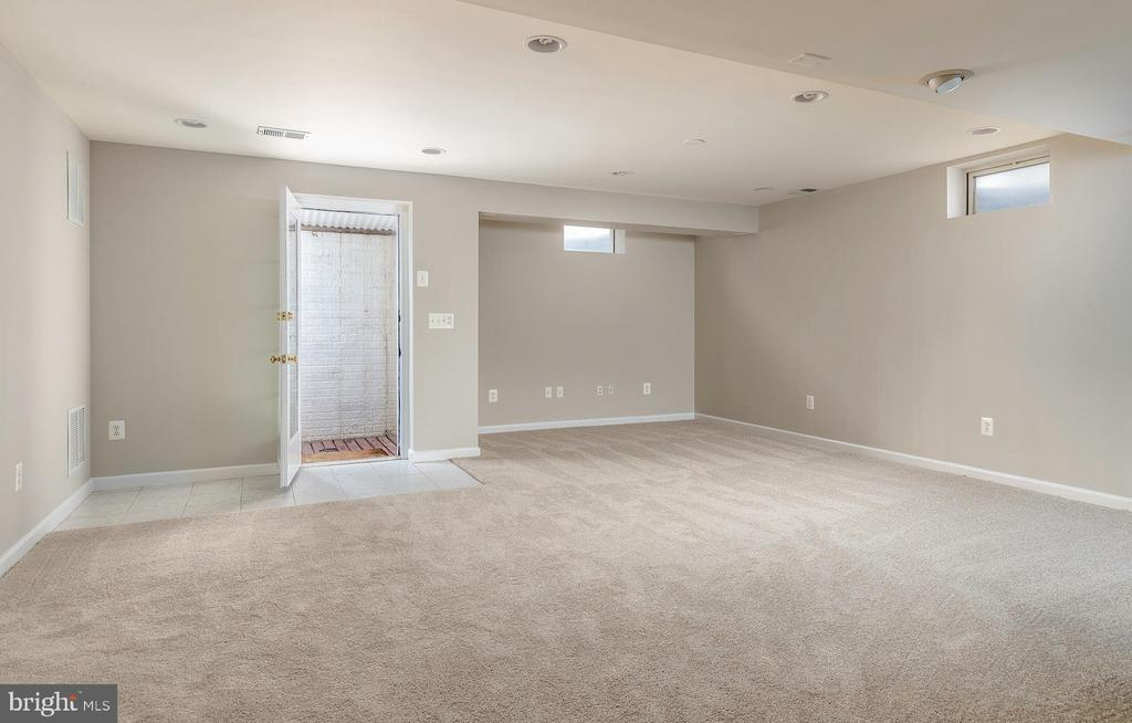 Lower Level, Guest Area?  In Law Pad? - 42571 PELICAN DR, CHANTILLY