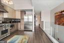 Kitchen - 1117 10TH ST NW #W10, WASHINGTON