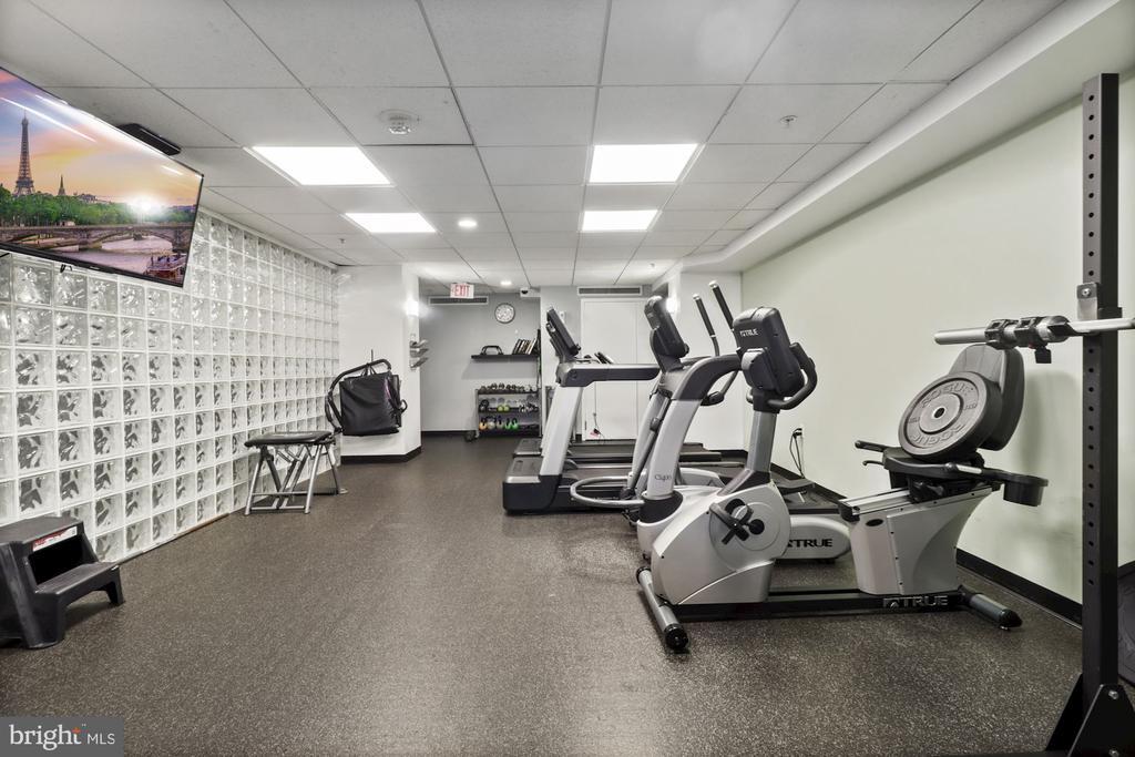 Private gym - 1117 10TH ST NW #W10, WASHINGTON