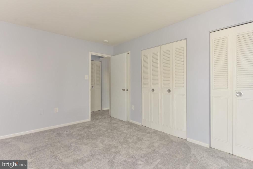 Bedroom - 5201 DUKE ST #303, ALEXANDRIA