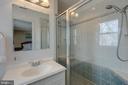 Master bedroom bathroom - 4635 35TH ST N, ARLINGTON