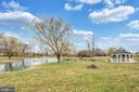 Stocked Pond & Gazebo - 39032 FRY FARM RD, LOVETTSVILLE