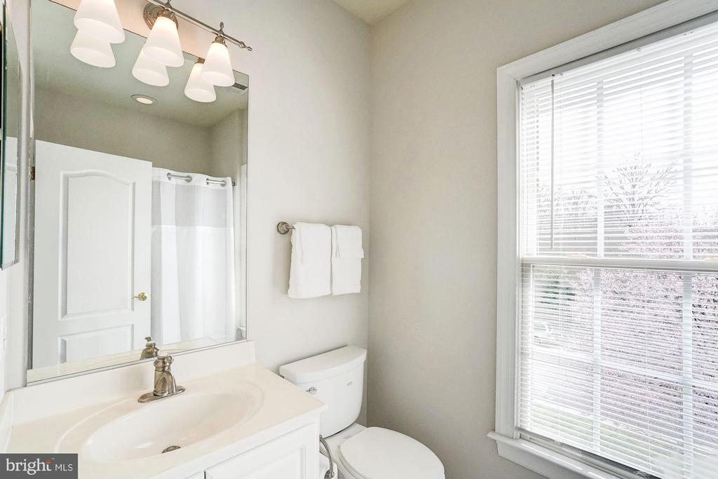 Private Full Bath #2 for Bedroom #2 - 18777 UPPER MEADOW DR, LEESBURG