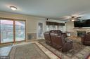 Sliders to new wood deck - 102 NORTHAMPTON BLVD, STAFFORD