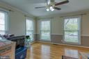 Formal living room or office - 102 NORTHAMPTON BLVD, STAFFORD