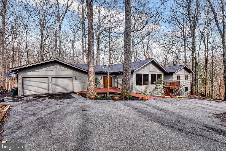 Single Family Homes 为 销售 在 Marriottsville, 马里兰州 21104 美国