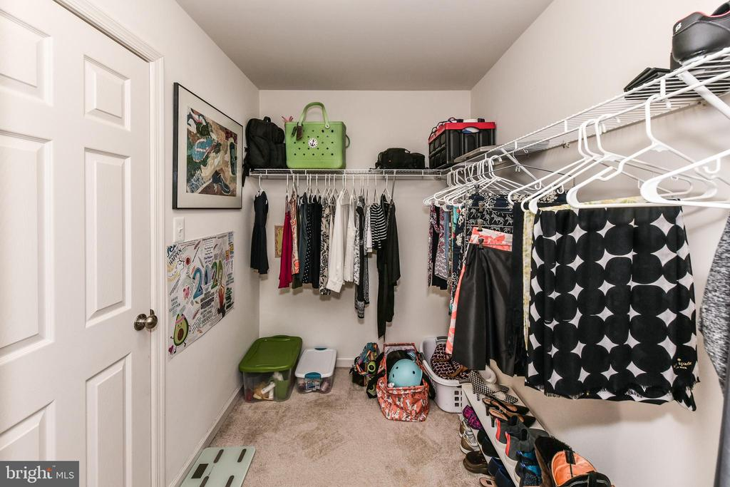 1 of TWO walk-in closets! - 25974 KIMBERLY ROSE DR, CHANTILLY