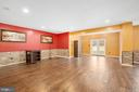 Fully Finished basement or in law suite - 31 LIBERTY KNOLLS DR, STAFFORD